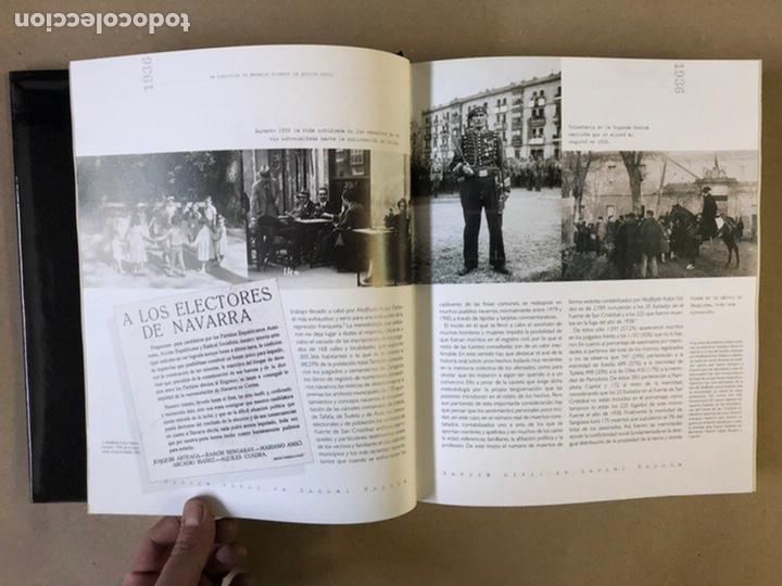 Libros de segunda mano: 1936 GUERRA CIVIL EN EUSKAL HERRIA. ARALAR LIBURUAK 2000. TOMOS I, II, III y IV. - Foto 21 - 235707660