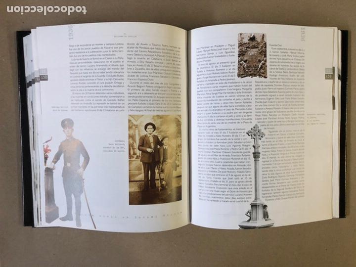 Libros de segunda mano: 1936 GUERRA CIVIL EN EUSKAL HERRIA. ARALAR LIBURUAK 2000. TOMOS I, II, III y IV. - Foto 25 - 235707660