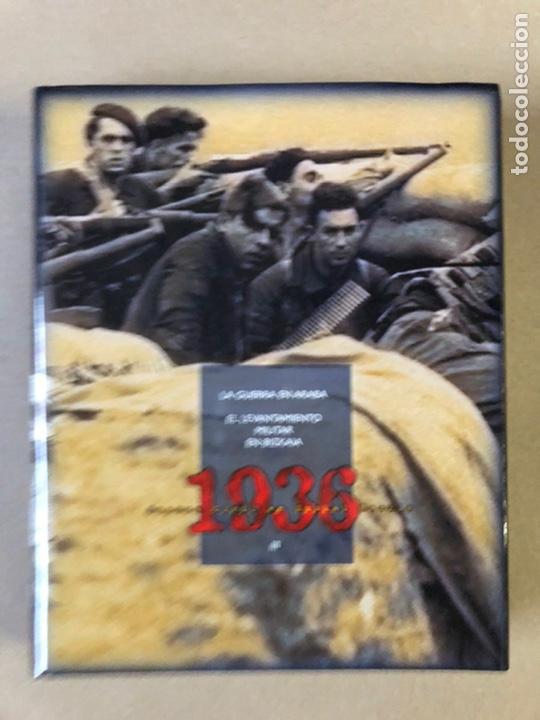 Libros de segunda mano: 1936 GUERRA CIVIL EN EUSKAL HERRIA. ARALAR LIBURUAK 2000. TOMOS I, II, III y IV. - Foto 31 - 235707660