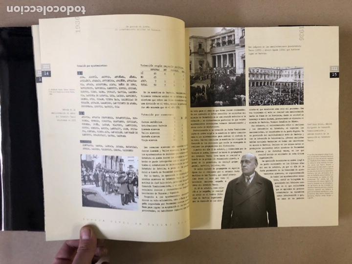 Libros de segunda mano: 1936 GUERRA CIVIL EN EUSKAL HERRIA. ARALAR LIBURUAK 2000. TOMOS I, II, III y IV. - Foto 36 - 235707660