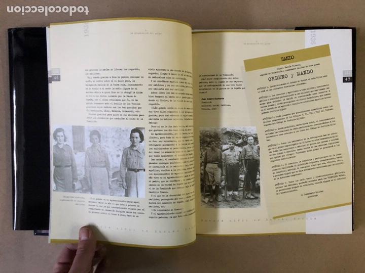 Libros de segunda mano: 1936 GUERRA CIVIL EN EUSKAL HERRIA. ARALAR LIBURUAK 2000. TOMOS I, II, III y IV. - Foto 38 - 235707660