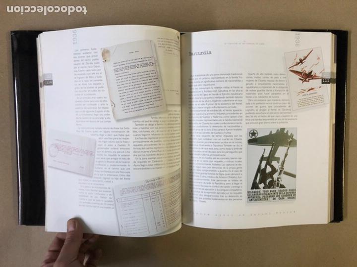 Libros de segunda mano: 1936 GUERRA CIVIL EN EUSKAL HERRIA. ARALAR LIBURUAK 2000. TOMOS I, II, III y IV. - Foto 40 - 235707660