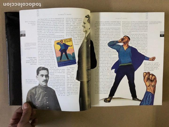 Libros de segunda mano: 1936 GUERRA CIVIL EN EUSKAL HERRIA. ARALAR LIBURUAK 2000. TOMOS I, II, III y IV. - Foto 53 - 235707660