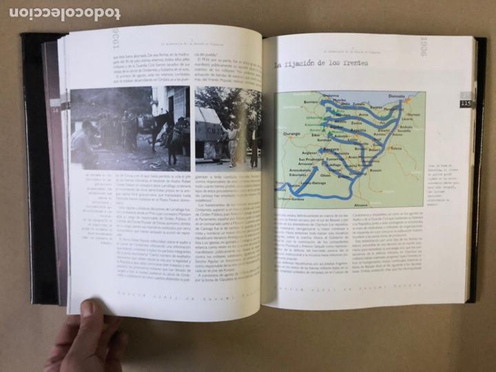 Libros de segunda mano: 1936 GUERRA CIVIL EN EUSKAL HERRIA. ARALAR LIBURUAK 2000. TOMOS I, II, III y IV. - Foto 56 - 235707660