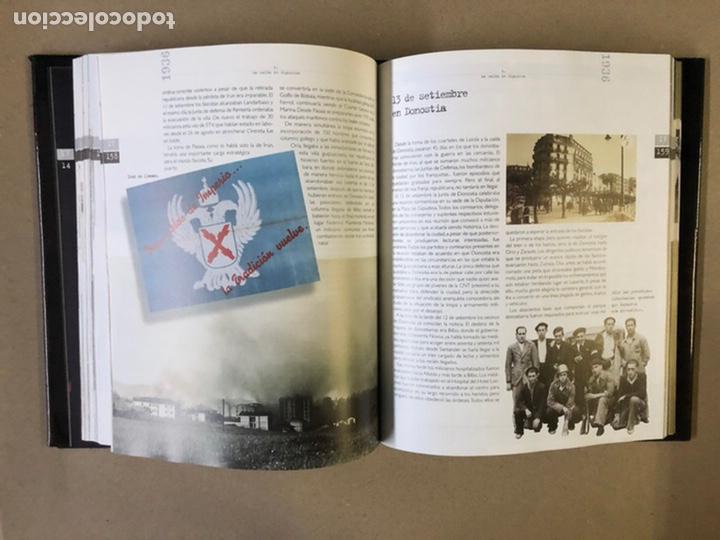 Libros de segunda mano: 1936 GUERRA CIVIL EN EUSKAL HERRIA. ARALAR LIBURUAK 2000. TOMOS I, II, III y IV. - Foto 58 - 235707660