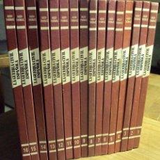 Libros de segunda mano: LA GUERRA CIVIL ESPAÑOLA - 16 TOMOS - COMPLETA - HUGH THOMAS. Lote 235975105