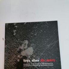 Libros de segunda mano: BOMBARDEOS DE BARCELONA 1936 1939 IMAGENES. Lote 236541875