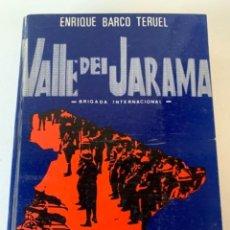 Libros de segunda mano: VALLE DEL JARAMA. Lote 236568515