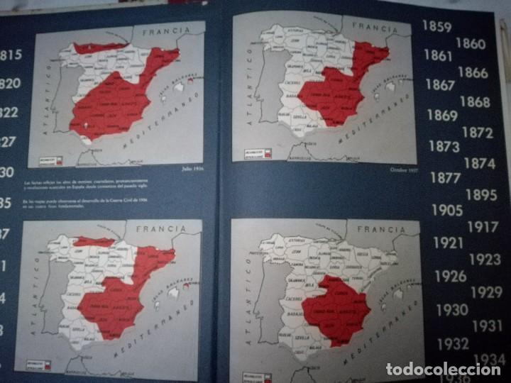 Libros de segunda mano: ESPAÑA EN LLAMAS 1936 - GUERRA CIVIL ESPAÑOLA - Foto 2 - 236793290