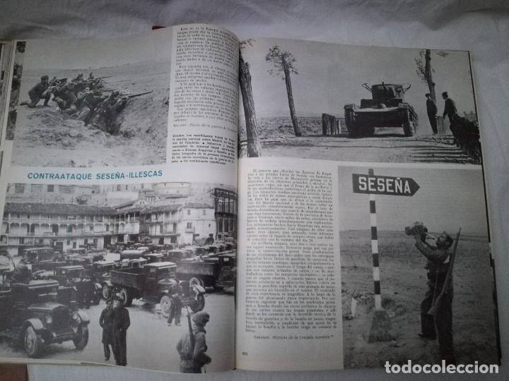 Libros de segunda mano: ESPAÑA EN LLAMAS 1936 - GUERRA CIVIL ESPAÑOLA - Foto 6 - 236793290