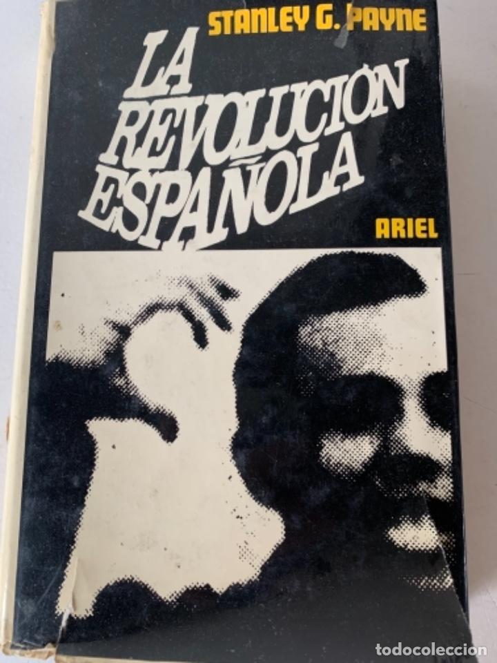 LA REVOLUCIÓN ESPAÑOLA, GUERRA CIVIL ESPAÑOLA (Libros de Segunda Mano - Historia - Guerra Civil Española)