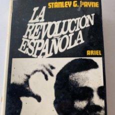 Libros de segunda mano: LA REVOLUCIÓN ESPAÑOLA, GUERRA CIVIL ESPAÑOLA. Lote 237046120