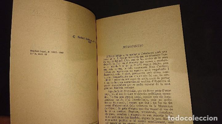 Libros de segunda mano: LIBRITO , GUERRA CIVIL A L EMPORDA 1963 64 PAGINAS . LEER DESCRIPCION - Foto 2 - 237170050
