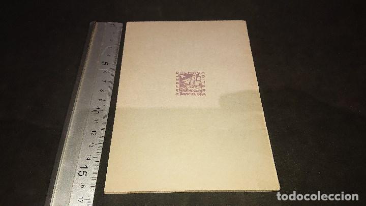 Libros de segunda mano: LIBRITO , GUERRA CIVIL A L EMPORDA 1963 64 PAGINAS . LEER DESCRIPCION - Foto 4 - 237170050
