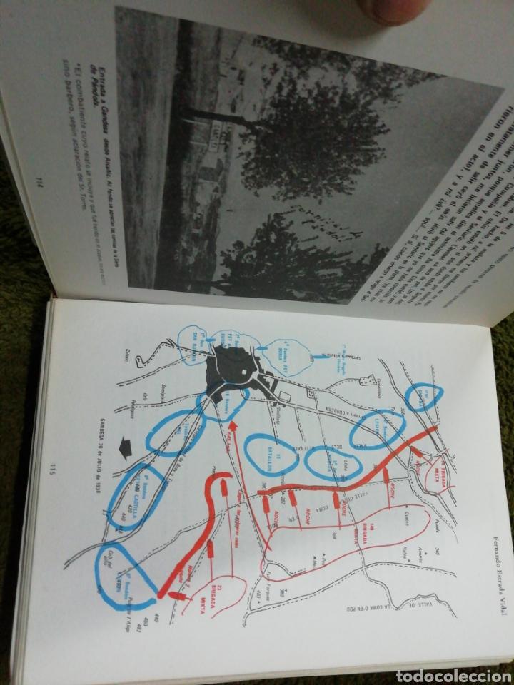Libros de segunda mano: Los que estuvimos en la batalla del ebro, Fernando Estrada - Foto 3 - 237180995