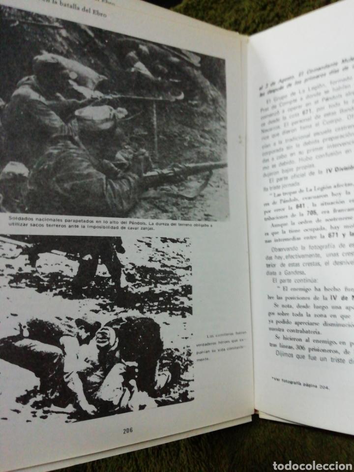 Libros de segunda mano: Los que estuvimos en la batalla del ebro, Fernando Estrada - Foto 4 - 237180995