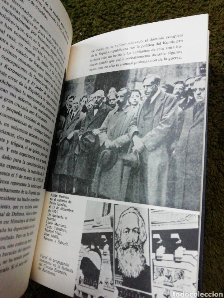 Libros de segunda mano: Porque perdimos la guerra, Carlos Rojas - Foto 4 - 237184380