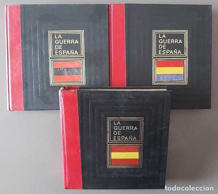 LA GUERRA DE ESPAÑA (Libros de Segunda Mano - Historia - Guerra Civil Española)
