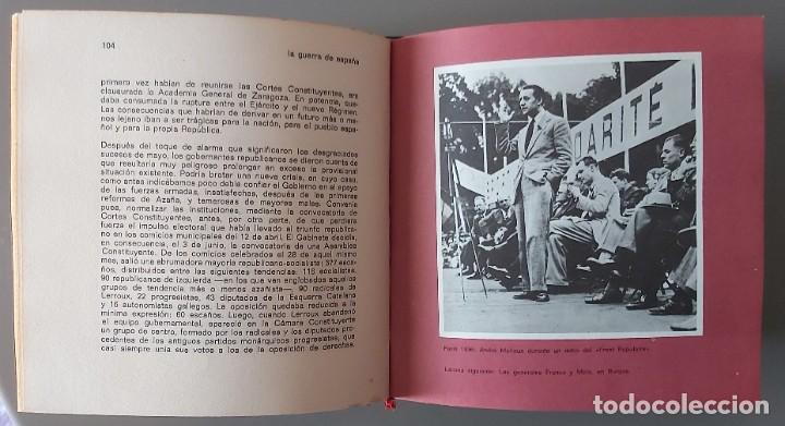 Libros de segunda mano: LA GUERRA DE ESPAÑA - Foto 2 - 237461805