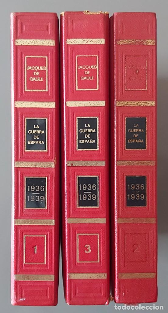Libros de segunda mano: LA GUERRA DE ESPAÑA - Foto 5 - 237461805