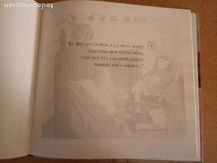 Libros de segunda mano: VEUS DE DONES - SEGONA REPÚBLICA I GUERRA CIVIL A VILAFRANCA PENEDÈS - BELÉN MORENO - 2003 - CATALÀ - Foto 5 - 238666235