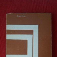 Libros de segunda mano: GERALD BRENAN: EL LABERINTO ESPAÑOL (RUEDO IBÉRICO 1962. EJEMPLAR IMPECABLE). Lote 239871620