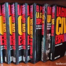 Libros de segunda mano: LA GUERRA CIVIL ESPAÑOLA: LOS COMIENZOS DE LA GUERRA CIVIL ESPAÑOLA(1936-39). LUIS PALACIOS BAÑUELOS. Lote 243189775