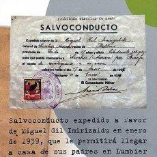 Libri di seconda mano: UN ADOLESCENTE EN LA RETAGUARDIA. (GUERRA CIVIL : EL PUEYO, BARBASTRO; CASPE; LUMBIER NAVARRA. Lote 243566315