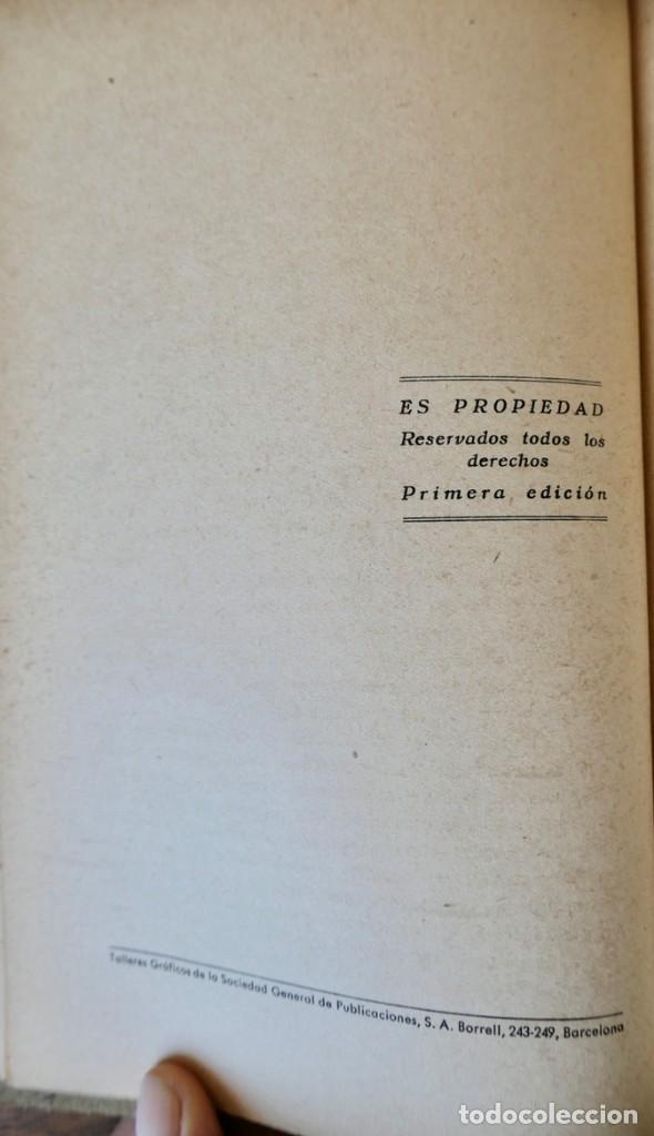 Libros de segunda mano: HISTORIA DE LA SEGUNDA REPÚBLICA ESPAÑOLA- JOSÉ PLA- DESTINO 1940- PRIMERA EDICIÓN - 4 TOMOS - Foto 4 - 243607095