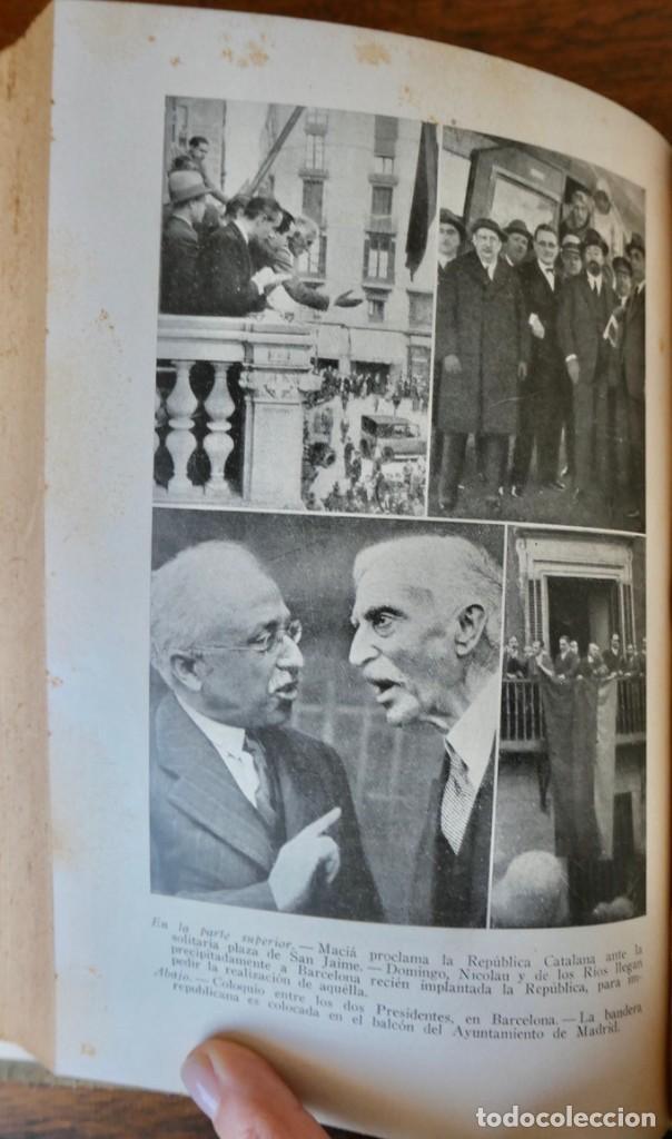 Libros de segunda mano: HISTORIA DE LA SEGUNDA REPÚBLICA ESPAÑOLA- JOSÉ PLA- DESTINO 1940- PRIMERA EDICIÓN - 4 TOMOS - Foto 7 - 243607095
