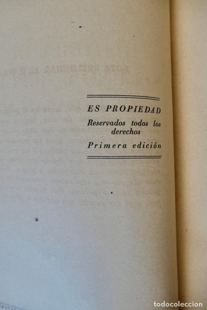 Libros de segunda mano: HISTORIA DE LA SEGUNDA REPÚBLICA ESPAÑOLA- JOSÉ PLA- DESTINO 1940- PRIMERA EDICIÓN - 4 TOMOS - Foto 12 - 243607095