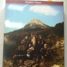 Libros de segunda mano: EUSKADI, ARRASATE MONDRAGON, GUIPUZCOA. ARRASATE 1936, UNA GENERACIÓN CORTADA. OKTUBRE TARDEA. Lote 243763845