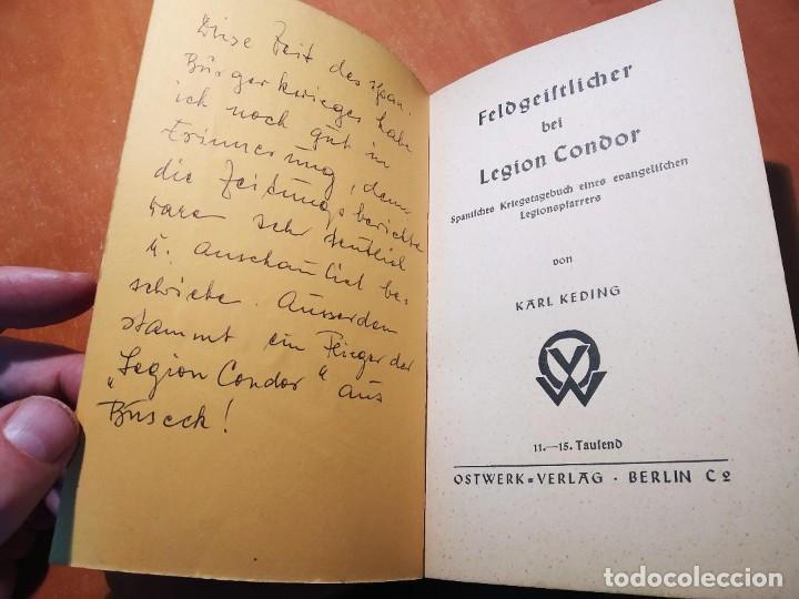 Libros de segunda mano: escrito - Foto 2 - 244003450