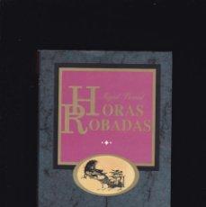 Libros de segunda mano: ALCOY - HORAS ROBADAS. NARRACIÓN BASADA EN LA GUERRA CIVIL EN ALCOY - MIGUEL PASCUAL 2000. Lote 246301860