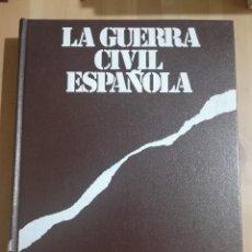 Libros de segunda mano: LA GUERRA CIVIL ESPAÑOLA. GUERRA MUNDIAL EN MINIATURA. LIBRO III (HUGH THOMAS). Lote 247631370