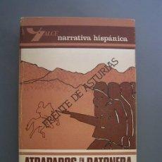 Libri di seconda mano: ATRAPADOS EN LA RATONERA MEMORIAS DE UNA NOVELISTA - DOLORES MEDIO. Lote 248631405