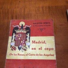 Libros de segunda mano: MADRID EN EL CEPO. Lote 252766870