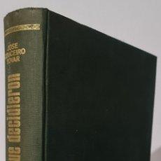 Libros de segunda mano: HOMBRES QUE DECIDIERON. JOSE COUCEIRO.- ANTIGUO LIBRO DE LA GUERRA CIVIL ESPAÑOLA. Lote 253922695