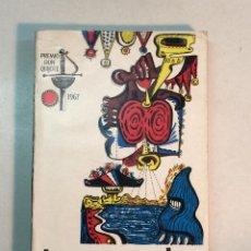 Libros de segunda mano: E. F. GRANELL: LO QUE SUCEDIÓ (1968). Lote 254284485