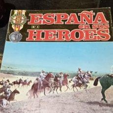 Libros de segunda mano: ESPAÑA EN SUS HÉROES NÚMERO 4 SEIS EJEMPLARES. Lote 254342910