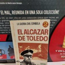 Libros de segunda mano: EL ALCAZAR DE TOLEDO...RAFAEL BALLESTER...1975..... Lote 254501940