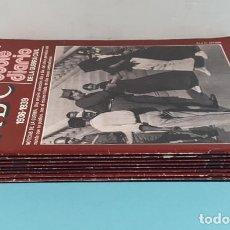 Libros de segunda mano: FASCICULOS ABC 1936-1939 DOBLE DIARIO DE LA GUERRA CIVIL, NUMEROS 3, 4, 6, 7,9, 11, 48 Y 70. Lote 254980270