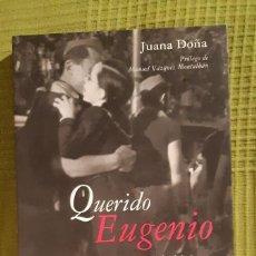 Livros em segunda mão: JUANA DOÑA QUERIDO EUGENIO LUMEN. Lote 255587185