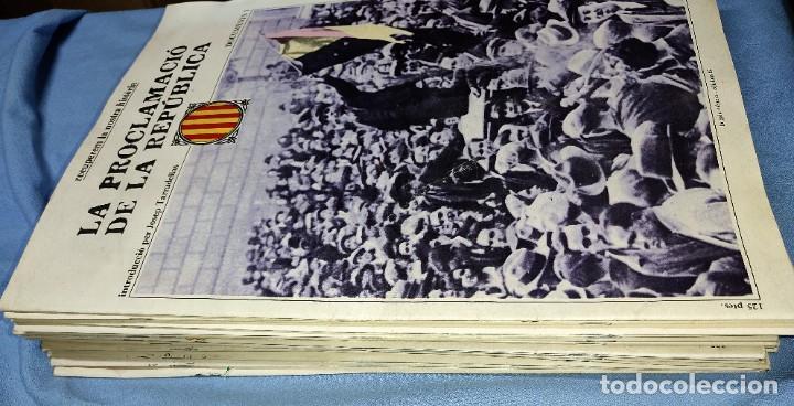 Libros de segunda mano: 19 DOCUMENTS CORRELATIVOS RECUPEREM LA NOSTRA HISTORIA 1931-1939 EDICIONS 62 ORIGINALES - Foto 2 - 257863640