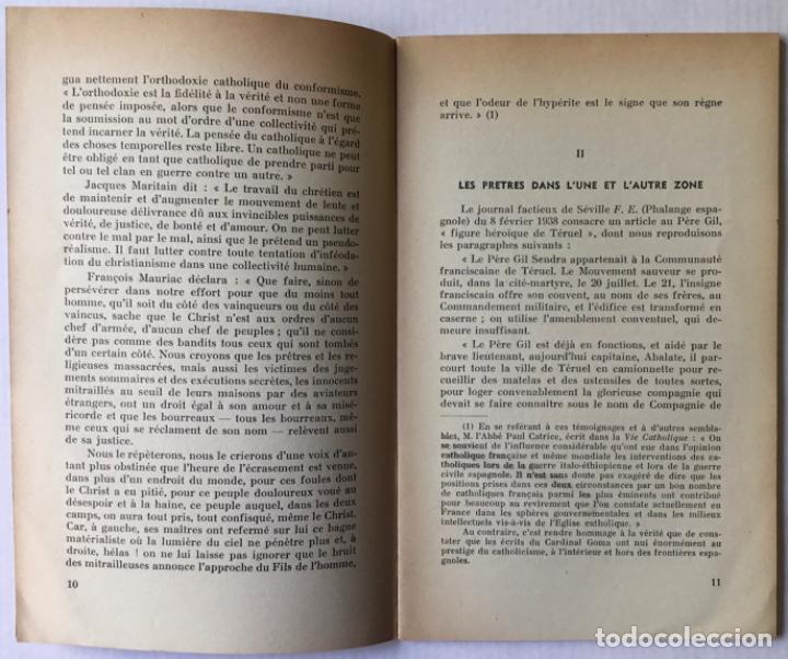 Libros de segunda mano: GUERRE ET RELIGION. - Foto 3 - 260665905