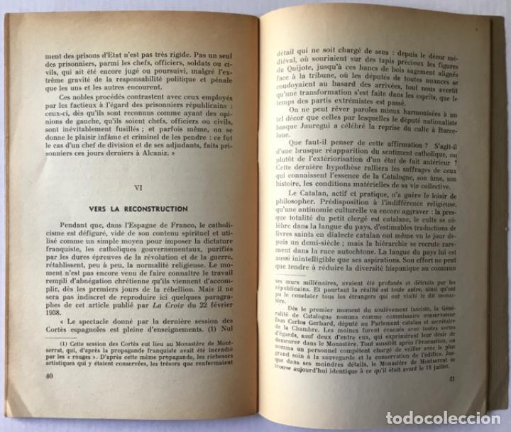 Libros de segunda mano: GUERRE ET RELIGION. - Foto 6 - 260665905