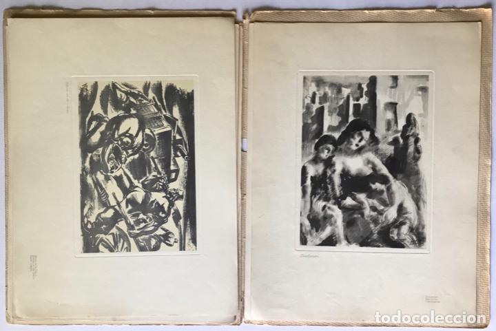 Libros de segunda mano: MADRID. ALBUM DE HOMENAJE A LA GLORIOSA CAPITAL DE ESPAÑA. - Foto 5 - 260669515