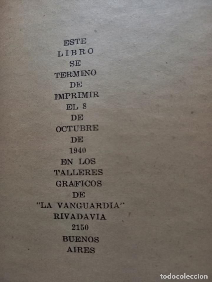Libros de segunda mano: Historia de la guerra en España, Julián Zugazagoitia 1940 Prim. Edición - Único en estas condiciones - Foto 4 - 261268285