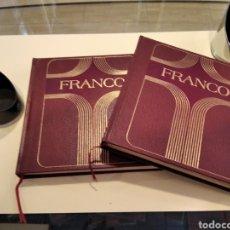 Libros de segunda mano: FRANCO, 2 VOL, AMIGOS DE LA HISTORIA. Lote 261354435