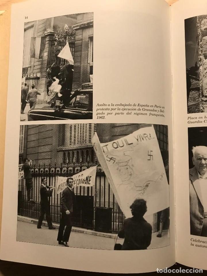 Libros de segunda mano: CLANDESTINOS - DOLORS MARÍN SILVESTRE PLAZA & JANÉS, 2002, 1ª EDICIÓN. FIRMADO POR LA AUTORA - Foto 3 - 262855090